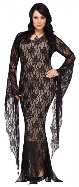 Elegantes Curvy Size Damenkleid