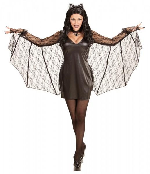 Cathy Catwoman ladies costume