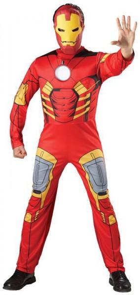 Avengers Iron Man Herrenkostüm