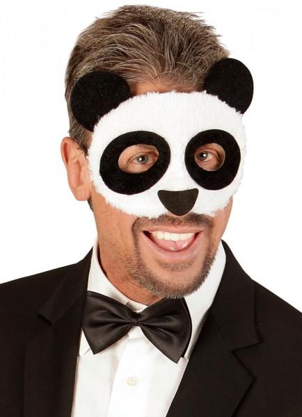 Raopp Unisex Panda Plüschmaske 1