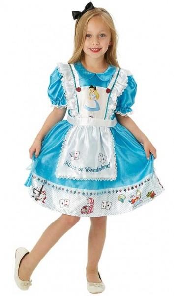 Alice im Wunderland Kleid für Mädchen