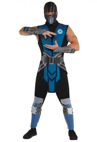 Kostium męski Mortal Kombat Sub Zero