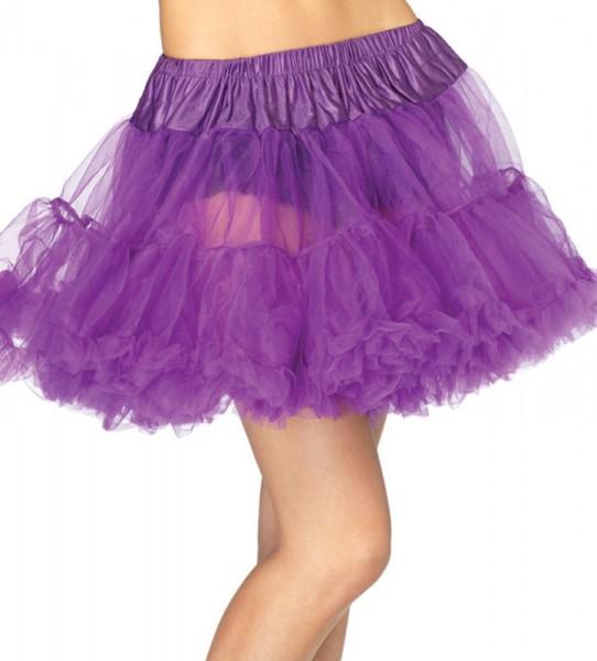 Wonder Petticoat Deluxe Purple