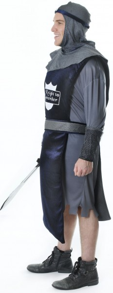 Knight lance men's costume