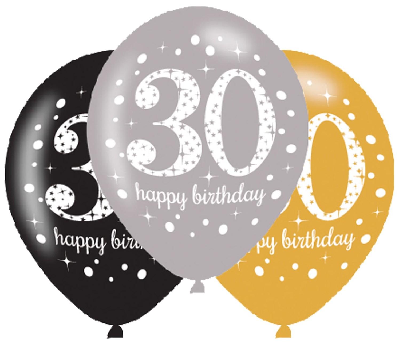15m Absperrband Geburtstag Zahl 30 Party Geburtstagsparty