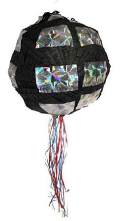 Bola de discoteca Piñata 35cm
