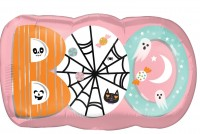 Ballon Boo Foil Witching Hour 81 x 48cm