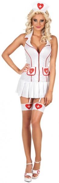 Seksowny kostium pielęgniarki Kira dla kobiet