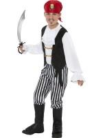Pirat Pascal Kinderkostüm