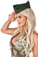 Chapeau militaire pour dames