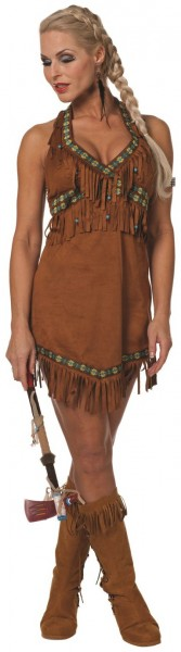 Indianerin Kostüm Flinke Schwalbe