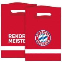 8 FC Bayern München Geschenktüten 23cm