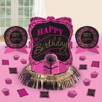 Fabulous Birthday Tischdeko Set 23-teilig