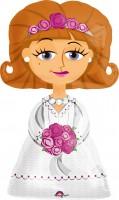 Ballon Braut Bea