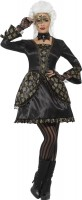 Edel Verziertes Ulma Maskenball Kleid