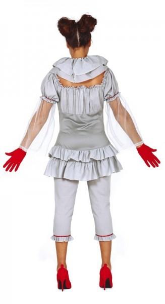 Horror clown kostuum voor vrouwen The Killer