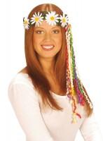Haarkranz Gänseblümchen Mit Haarbändern