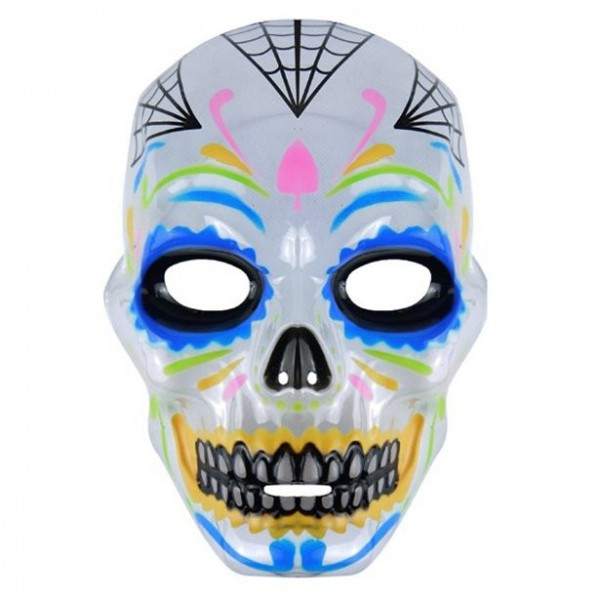 Day of the Dead Katrina Mask