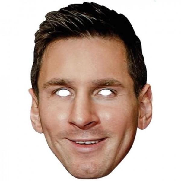 Masque de Lionel Messi