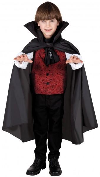 Draco vampire children's cloak