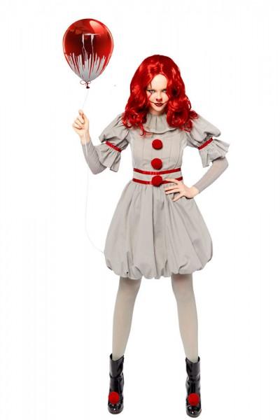 ES II Pennywise Kostüm für Damen