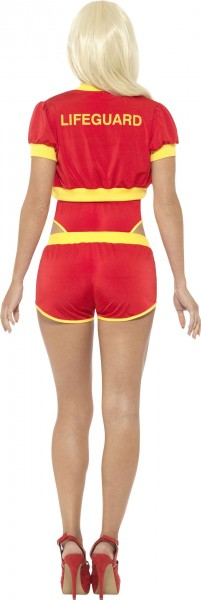 Helpful lifeguard ladies costume