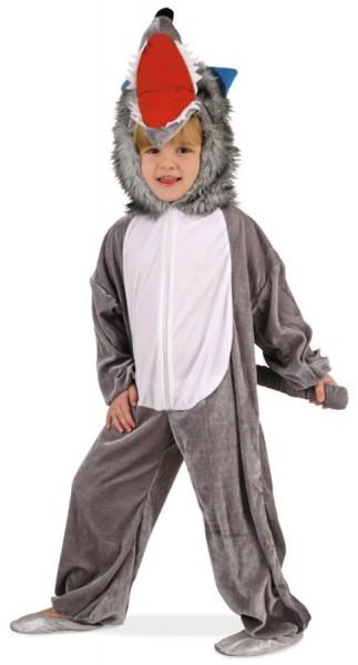 Kleiner Wolf Flynn Kinderkostüm