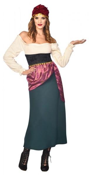 Kostium damski wróżki Cosima