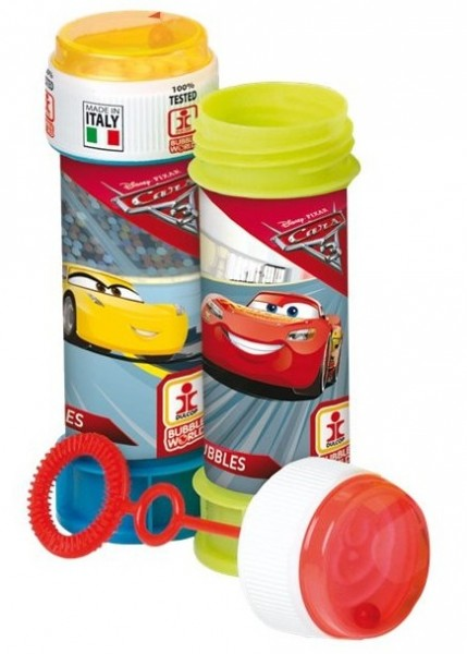Cars Seifenblasen City Racers 60ml