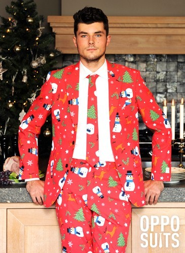 OppoSuits party suit Christmaster
