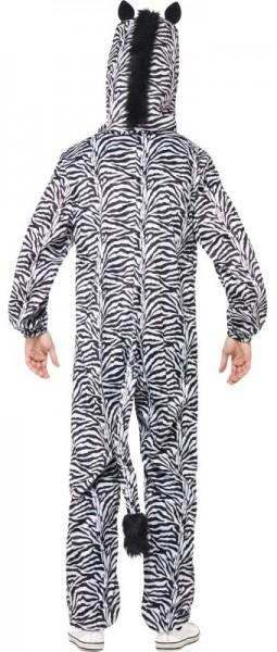 Ganzkörperanzug Zebra Stripes