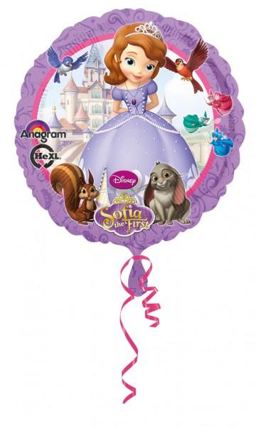 Folienballon Sofias zauberhafte Welt