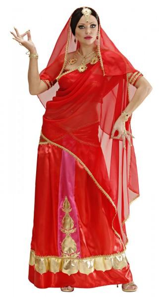 Indisches Sari Damenkostüm