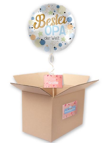 Bester Opa Folienballon 45cm