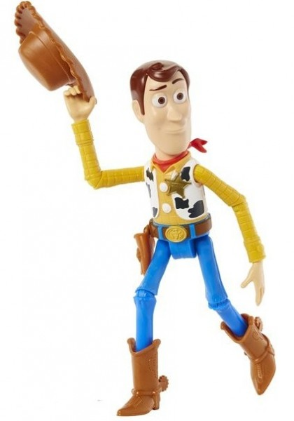 Toy Story 4 Woody Figur 18cm