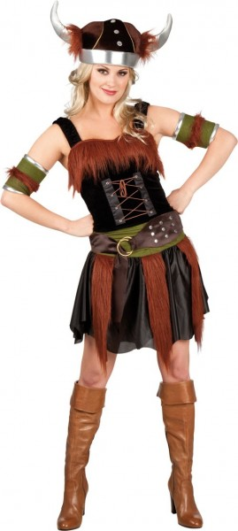 Viking bride Eria Premium ladies costume