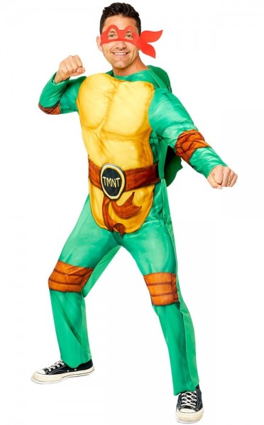 Costume de tortue ninja pour homme