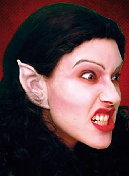 Latex Vampir Ohren