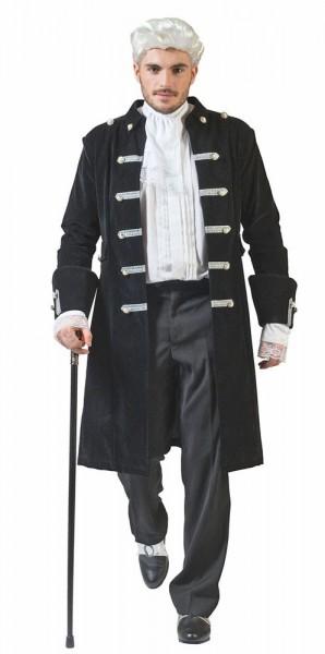 Abrigo largo barroco Edward