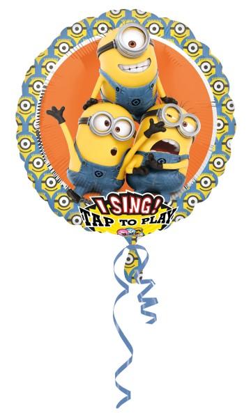 Foil balloon Singing Minion Choir