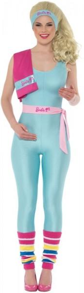 Barbie Aerobic Damenkostüm