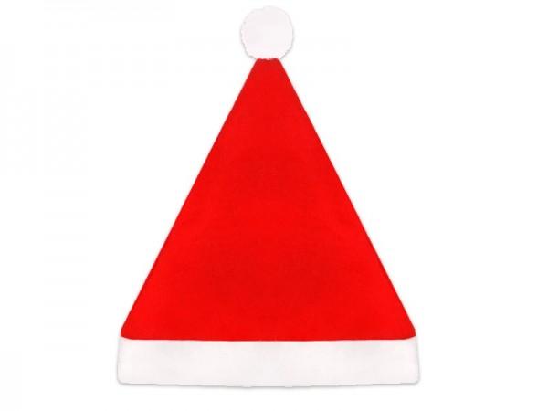 Weihnachtsmann-Mütze Santa 18cm