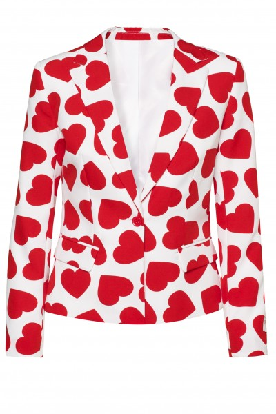 OppoSuits Partyanzug Queen of Hearts