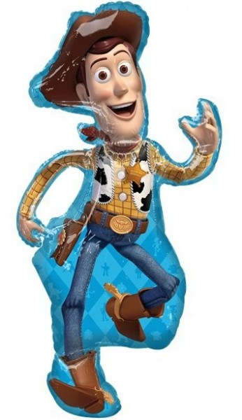 Toy Story 4 Ballon aluminium Woody 1,12 m