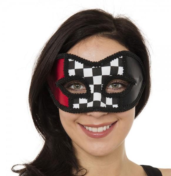 Traguardo Harlekin Augenmaske