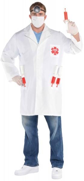 Doktor Qualen Kostüm für Herren