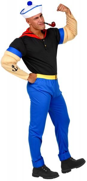 Matrose Paul Kostüm für Herren