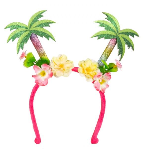 Karibik Palmen Haarreif