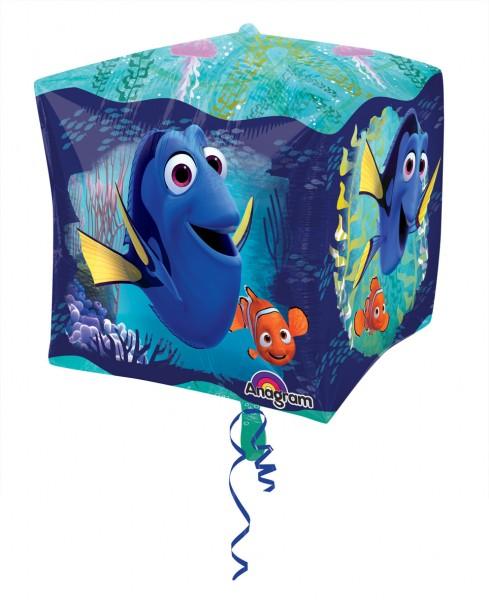 Würfelballon Findet Dorie