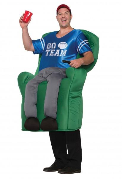 Quentin Quarterback Kostüm Für Erwachsene 1